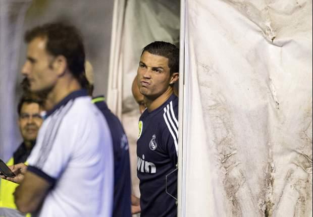LFP Tolak Permintaan Real Madrid