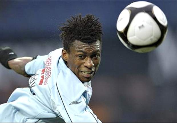 It was encouraging to score on my debut - Vitoria Guimaraes' David Addy
