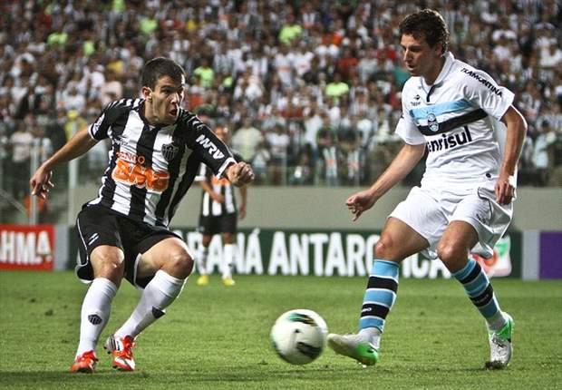 Atlético-MG 0 x 0 Grêmio: duelo disputado termina sem gols em Belo Horizonte
