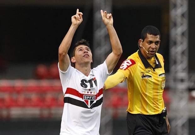 """Focado na Sul-Americana, Osvaldo confessa: """"Difícil o 2º lugar no Brasileiro"""""""