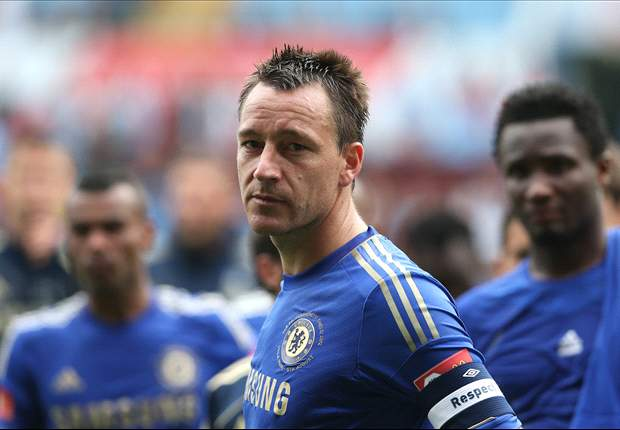 Martin Rogers: John Terry retires from international play before racism hearing