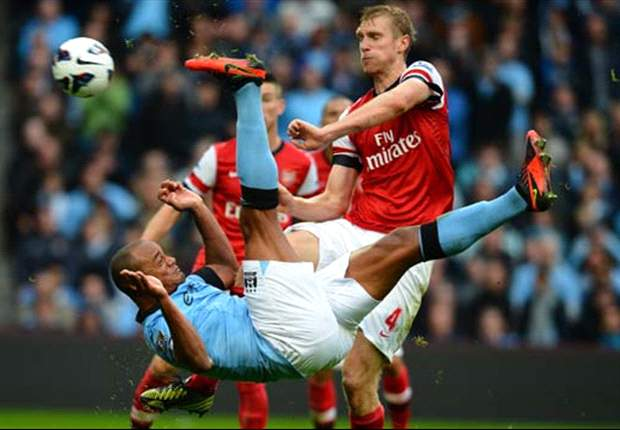 Mertesacker: Arsenal are focused on Blackburn despite Bayern Munich threat