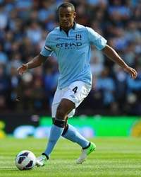 Vincent Kompany Player Profile