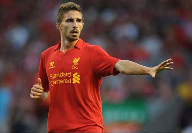 Liverpool striker Borini resumes full training