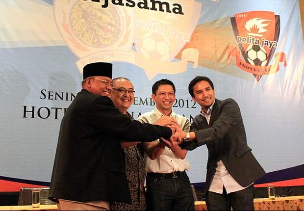 Arema ISL & Pelita Lakukan Kerjasama Tiga Bulan