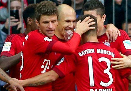 REPORT: Bayern Munich 4-0 Koln