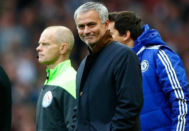 Mourinho's job is SAFE at Chelsea... but maybe only for a fortnight
