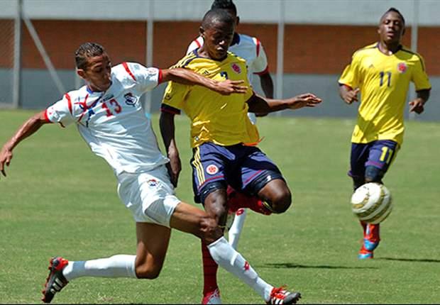 Colombia Sub 20 se prepara para Argentina