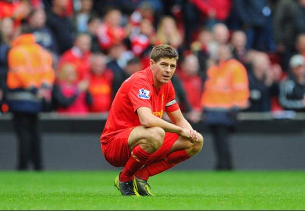 Should Steven Gerrard still start for Liverpool?