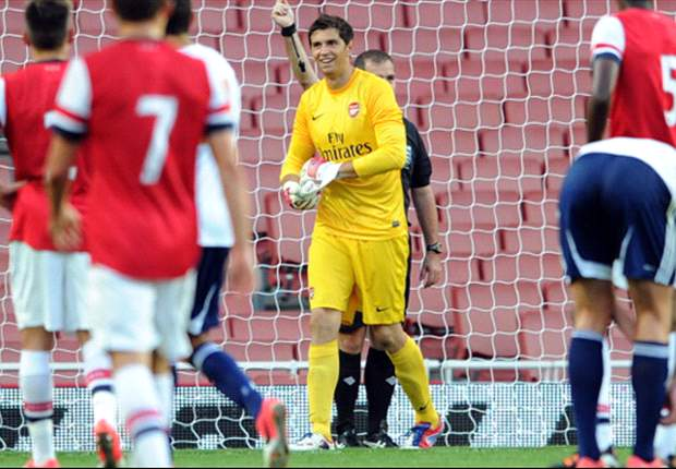 Arsenal can rely on me, says young goalkeeper Martinez