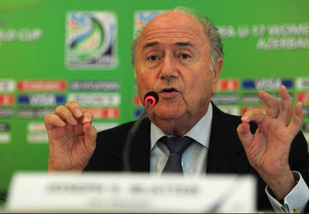 Brazil World Cup will be a success, says Blatter