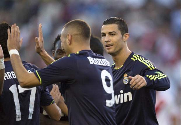 Rayo Vallecano 0-2 Real Madrid: Benzema and Ronaldo light up Vallecas