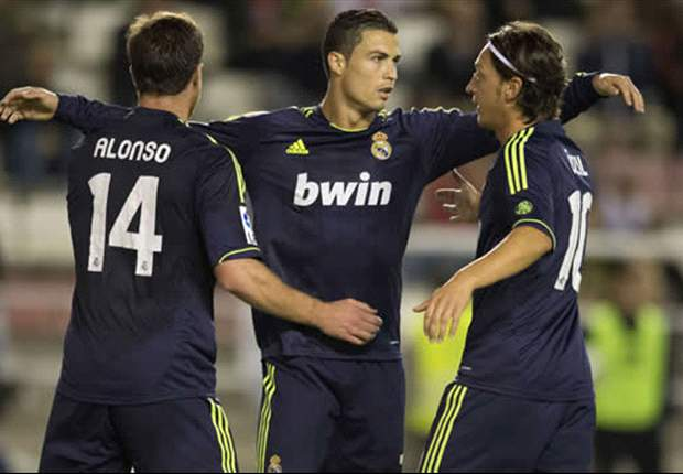 Cristiano Ronaldo is happy at Real Madrid, says Xabi Alonso