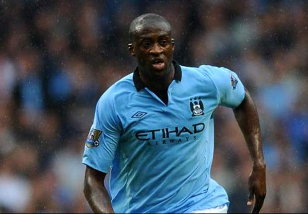 TEAM NEWS: Yaya Toure out of Manchester City's trip to Everton