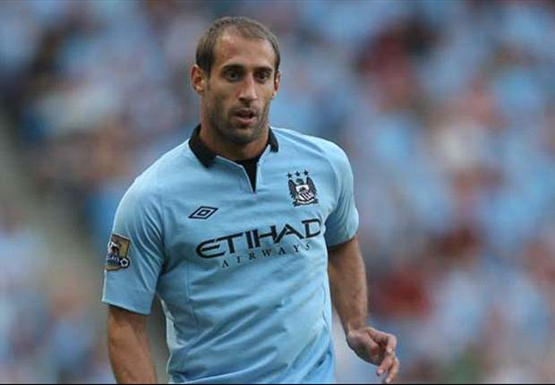 Manchester City are there to be shot at, says Zabaleta