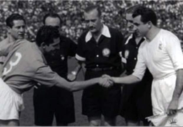 El día que el Millonarios de Alfredo Di Stéfano bailó al Real Madrid