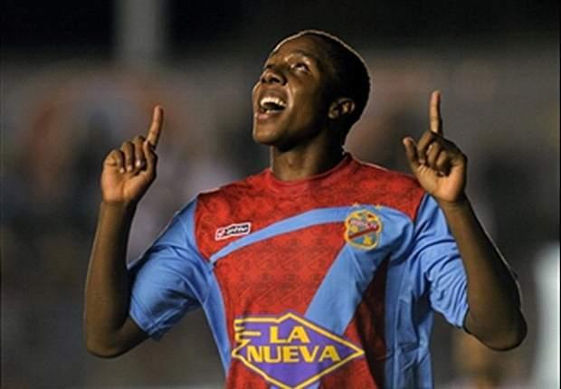 Carbonero volvió al gol