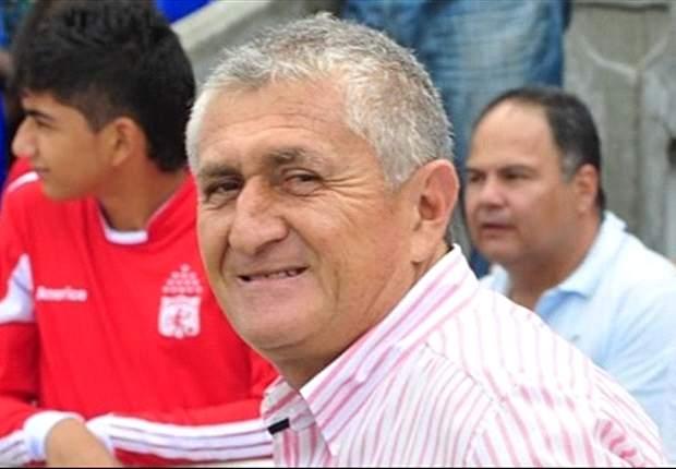 """Eduardo Lara: """"Lo que quiero es estar entre los ocho"""""""