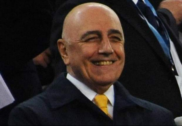 Galliani: Rizzoli the right referee for AC Milan-Juve