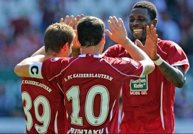 2. Bundesliga: Braunschweig verliert zum ersten Mal