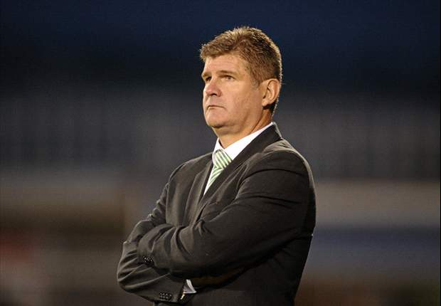 Shamrock Rovers director of football Brian Laws appointed Scunthorpe United manager
