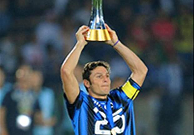 Zanetti snakt naar winst in Milan-derby