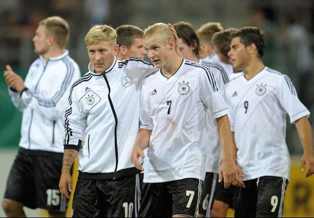 EM-Auslosung: Hammergruppe für U21