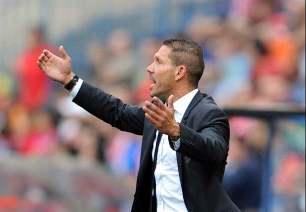 Simeone: I would never coach Real Madrid