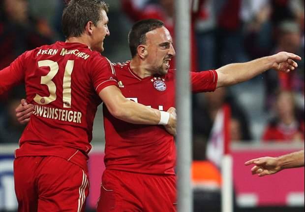 """Bayern München in Topform! 3:0 gegen zahnlose """"Wölfe"""""""