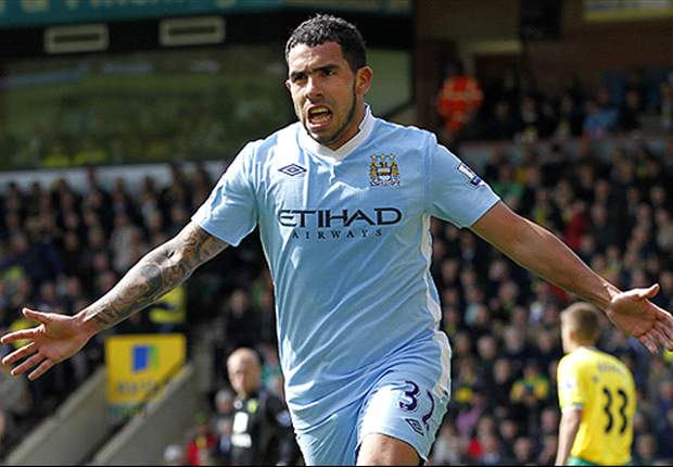 Tevez has been Manchester City's best player this season, says Clichy