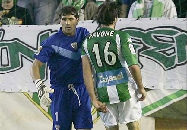 El botellazo a Armando Ribeiro en el Real Betis-Athletic de Bilbao, visto para sentencia