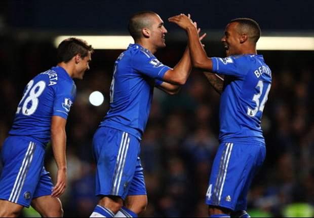 Chelsea Cukur Wolverhampton 6-0