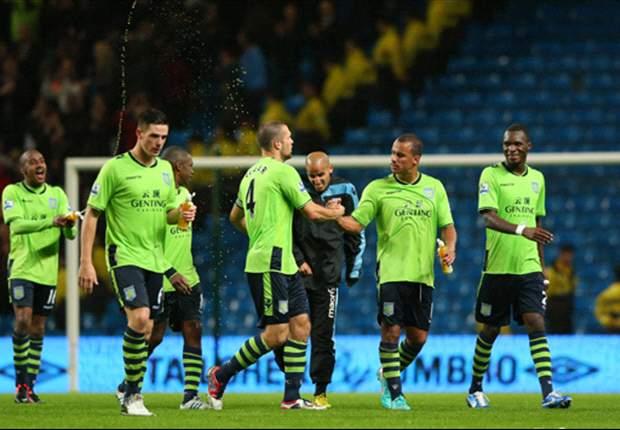 Paul Lambert demands consistency from Aston Villa striker Agbonlahor