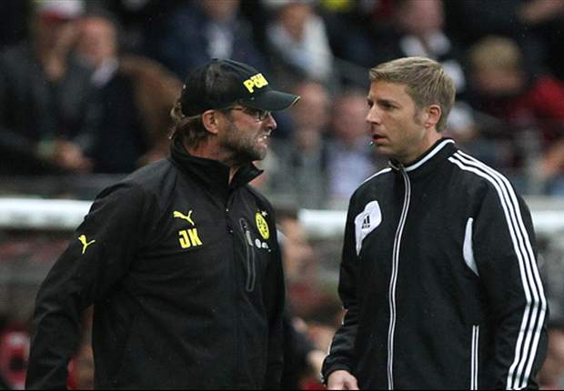 Fikse boete voor Dortmund-coach Klopp