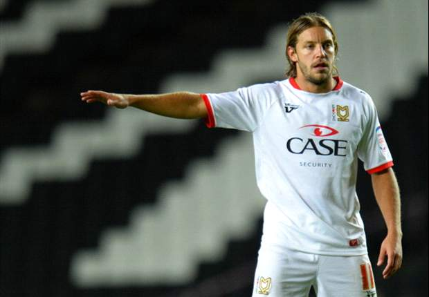 MK Dons 2-1 AFC Wimbledon: Dramatic Otsemobor winner sends hosts through to third round