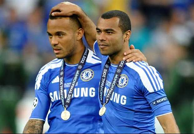 Ashley Cole ruled out of Chelsea's clash with Shakhtar Donetsk