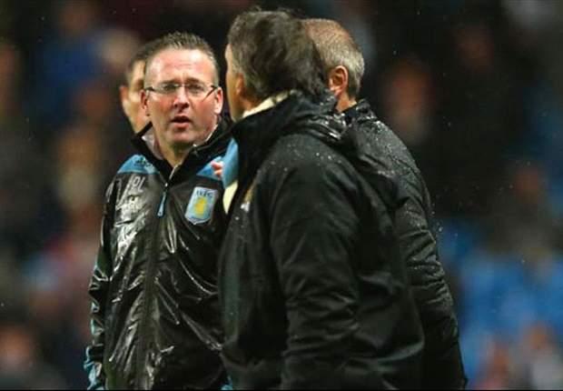 "Mancini: ""Op Old Trafford zegt hij niets"""