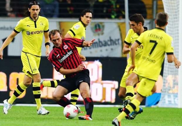 Borussia Dortmund gegen Eintracht Frankfurt - Fallen wieder sechs Tore?