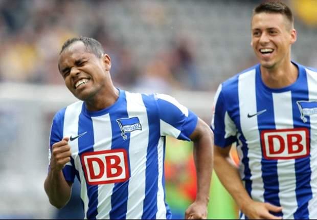 Hertha BSC: Ronny verletzt - Kobiaschwili und Lasogga zurück