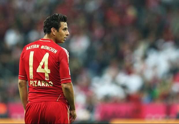"""Bayern, comincia a cercare un altro bomber di scorta. Pizarro andrà via: """"Un altro anno e poi vorrò fare un'altra esperienza"""""""