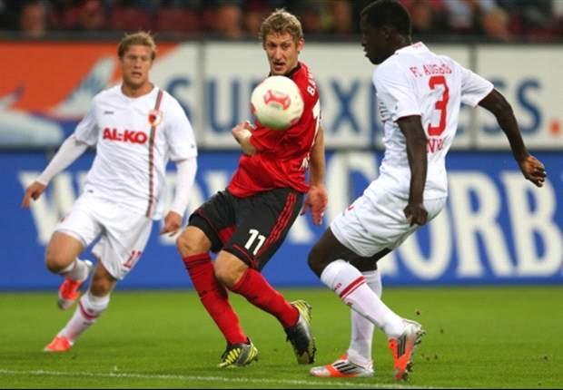 Eiskalte Leverkusener besiegen ungefährliche Augsburger