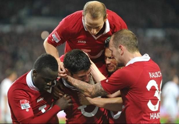 Europa League: Hannover und Leverkusen wollen ersten Sieg