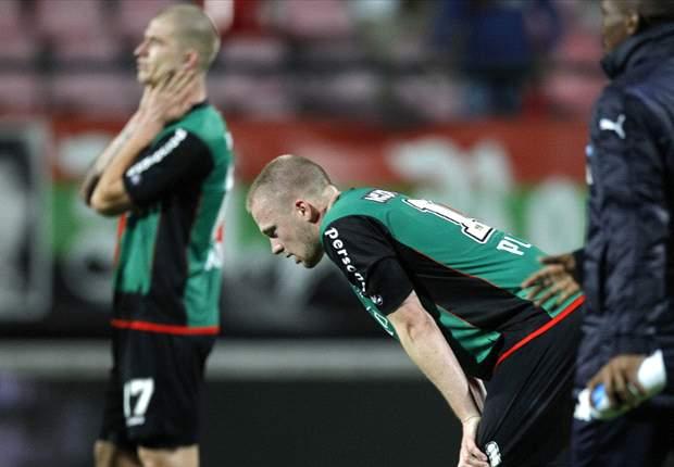Immers knalt Feyenoord langs NEC