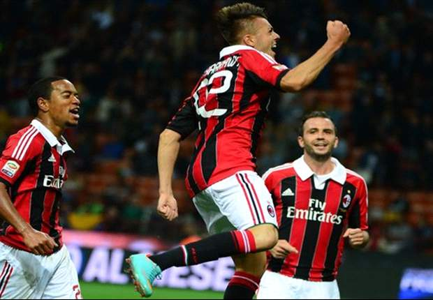 Egyptian magic: El Shaarawy provides AC Milan a ray of hope to end 'San Zero' hoodoo