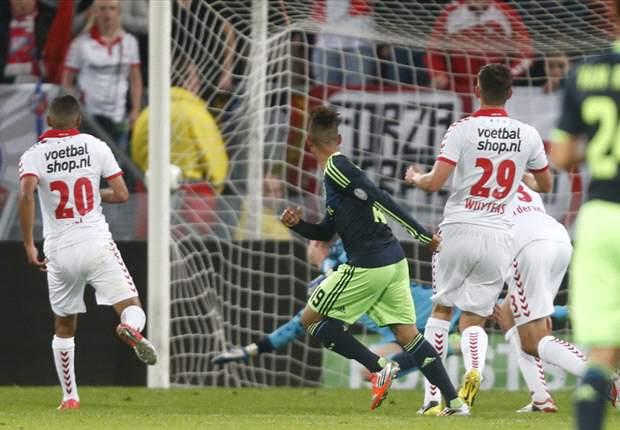 REVIEW Piala Belanda: Ajax & Feyenoord Ke Putaran Ketiga