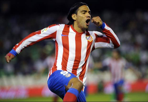 Manchester City and Chelsea target Falcao would be a Premier League superstar, insists Javi Garcia