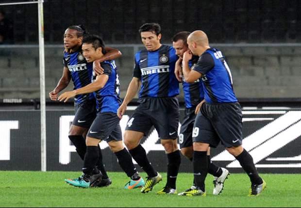 Stramaccioni lauds Cassano performance in Chievo victory