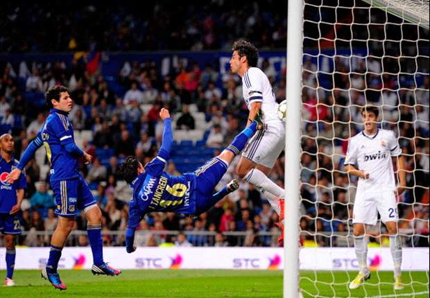 Kaka nets hat-trick as Real Madrid ease to friendly victory