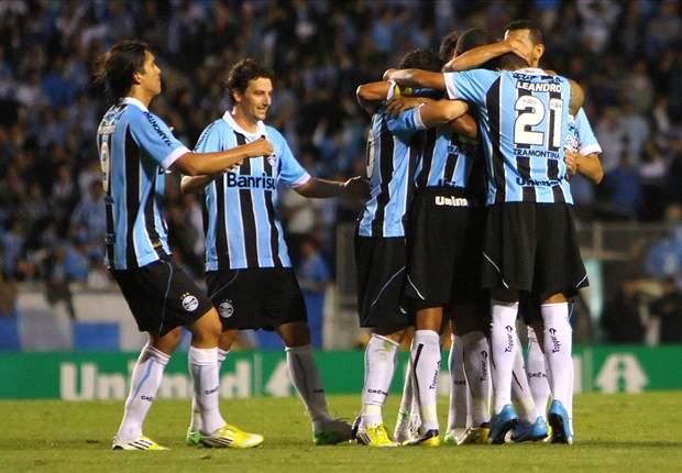 Diretoria do Grêmio comemora arrecadação recorde com ingressos