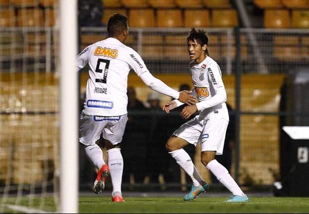 Santos 2-0 Figueirense: Victoria agridulce, Neymar sancionado